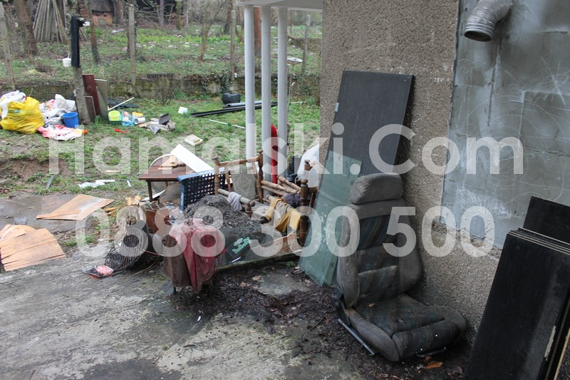 Почистване на дворове и градини с Братан